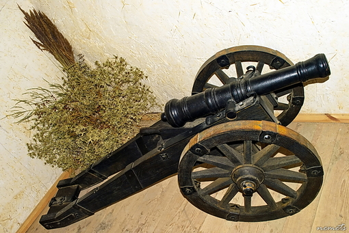 Малая артиллерия.