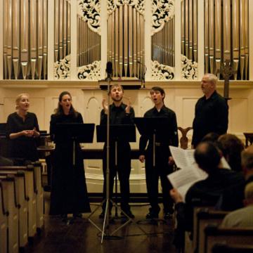 Worship in Princeton Psalom