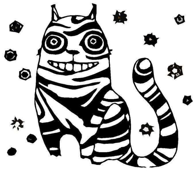 Котский кот