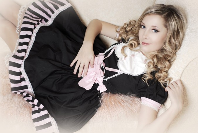 Катрин, манга-поп певица