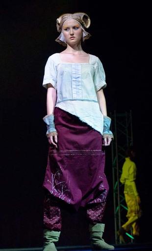 Ирина Штыкина, РАДАР, камвамода 2010