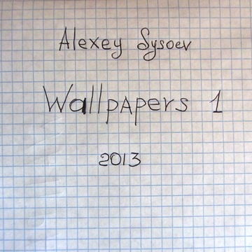 WALLPAPERS 1 Alexey Sysoev