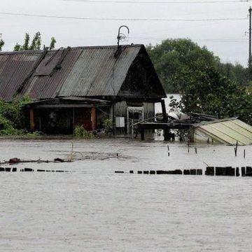 Ваша помощь жертвам наводнения в Приамурье актуальна имен... Наводнение в Хабаровском крае