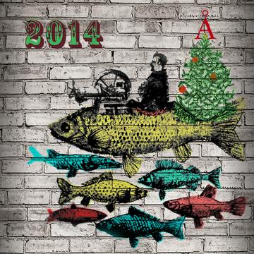 Новогодние поздравления 2014 Официальная страница Бориса Гребенщикова