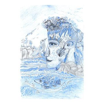 Облако-рыба (сингл) neboslov