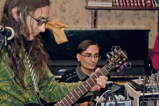 Группа Добрый Шубинъ - Михаил и Евгений Крюковы