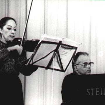 Г.Няга - Соната 1ч Leonarda Brushteyn 1935-1999