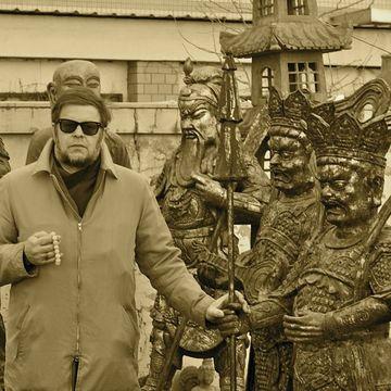 Китай - 2010 Официальная страница Бориса Гребенщикова
