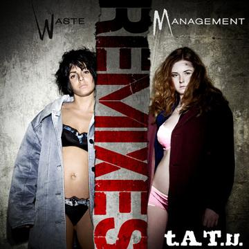 Shortlist - Album Cover Contest t.A.T.u.