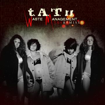 Album Cover Contest - Favorites t.A.T.u.